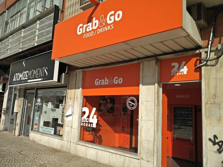 Grab&Go Cacém