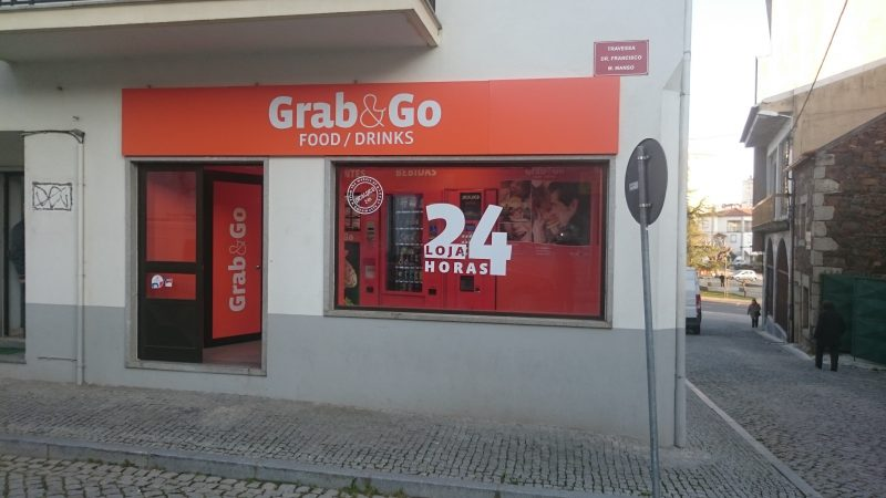 Grab&Go Sabugal