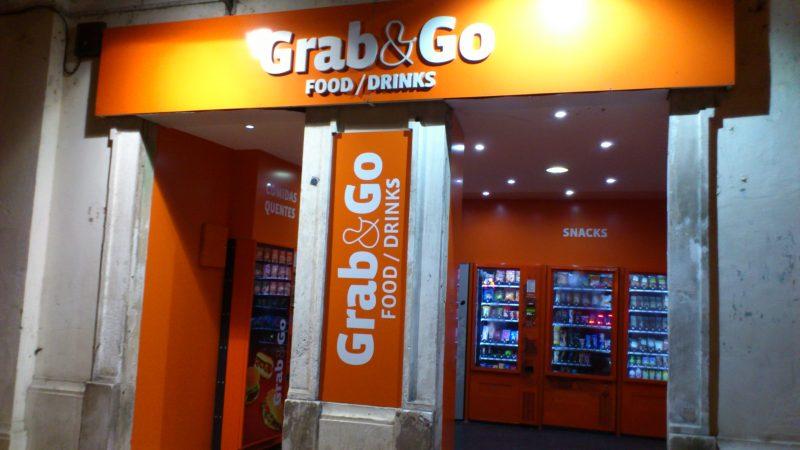 Grab&Go Coimbra - Praça da República