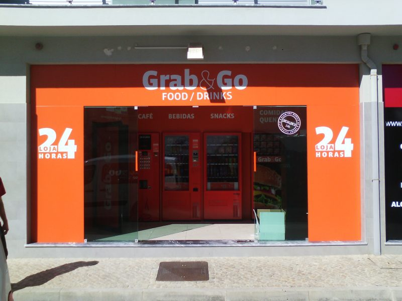 Grab&Go Monte Gordo