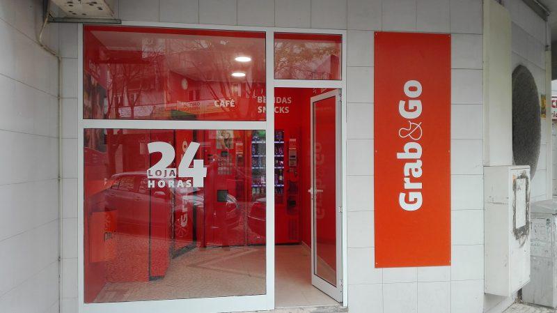 Grab&Go Castelo Branco loja 2