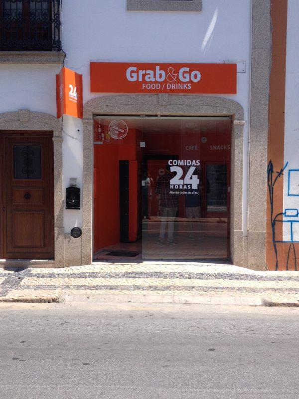 Grab&Go Reguengos de Monsaraz