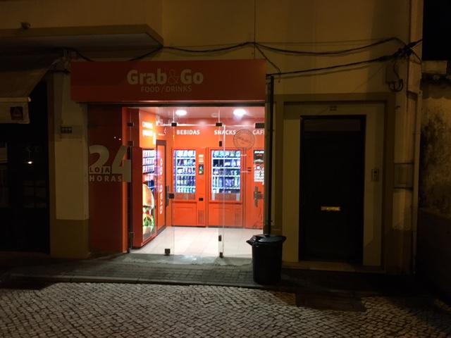Grab&Go Salvaterra de Magos