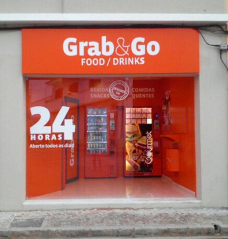Grab&Go São Brás de Alportel
