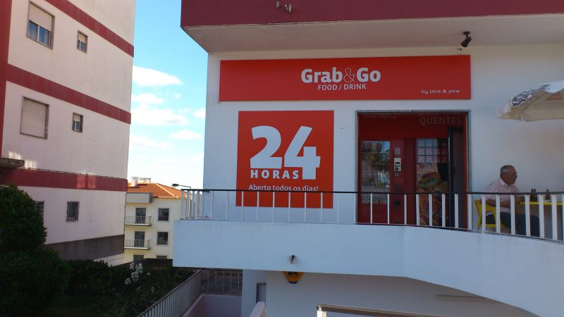 Grab&Go Abrantes