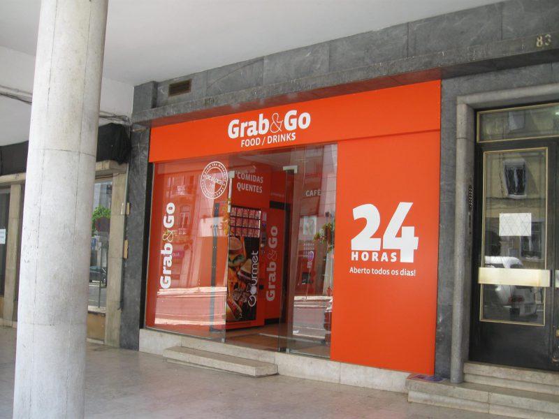 Grab&Go Lisboa - Anjos