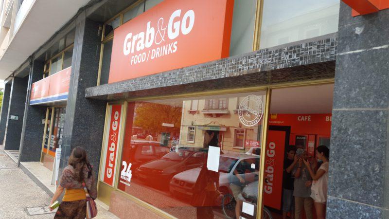 Grab&Go Aveiro - Mário Sacramento