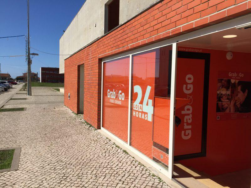 Grab&Go Aveiro - Universidade