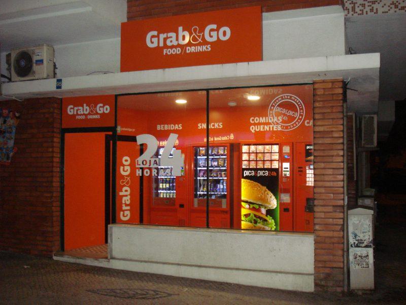 Grab&Go Barreiro
