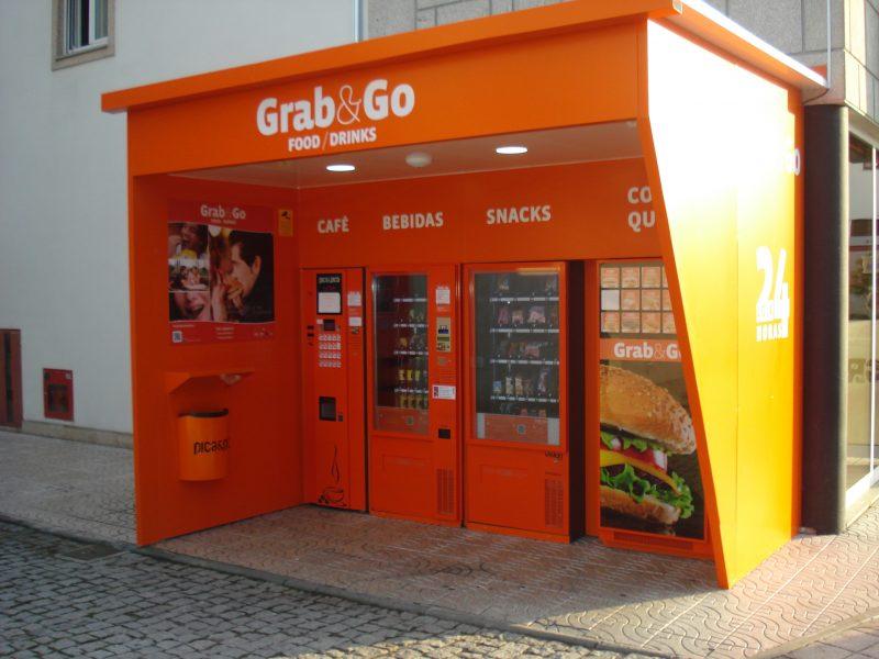 Grab&Go Bragança
