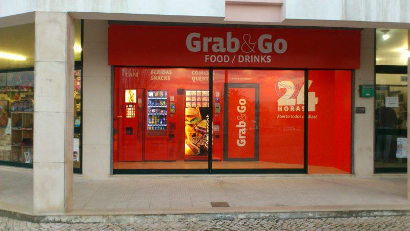 Grab&Go Cantanhede