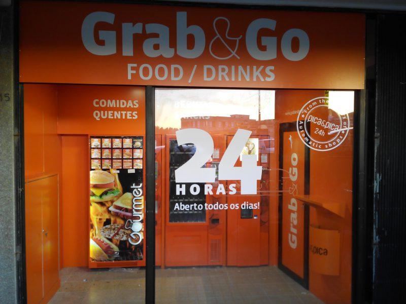 Grab&Go Carvalhos