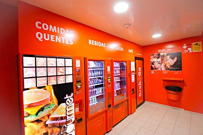Grab&Go Covilhã
