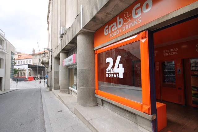 Grab&Go Covilhã - Pelourinho