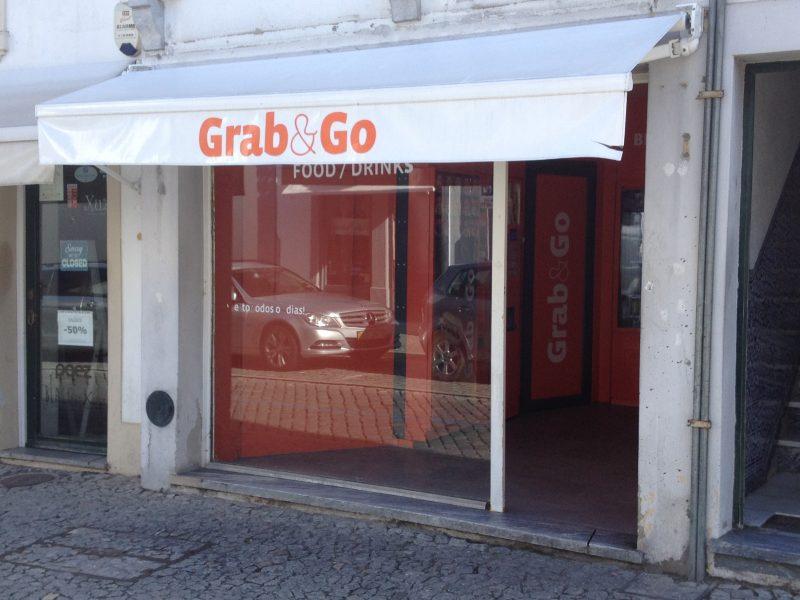 Grab&Go Évora loja 2