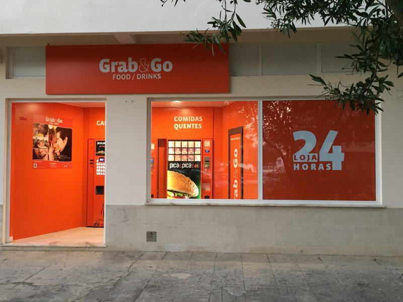 Grab&Go Faro - Gambelas