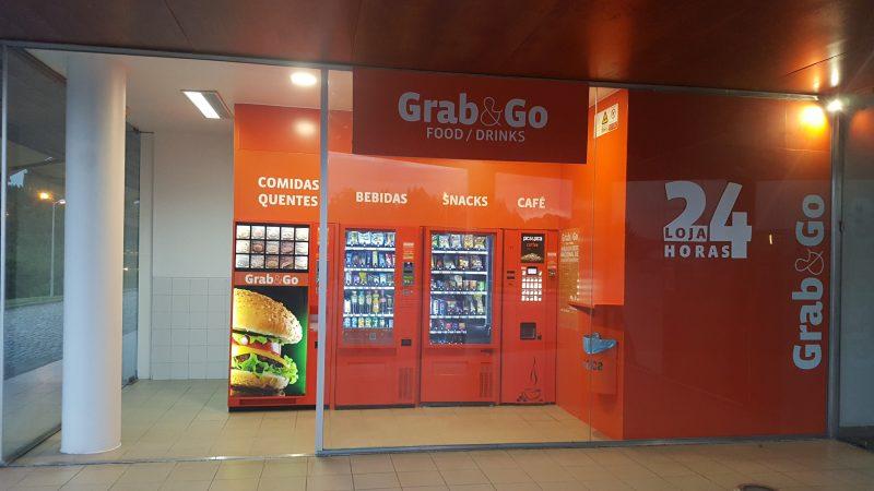 Grab&Go Anadia