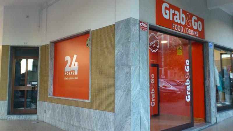 Grab&Go Santarém