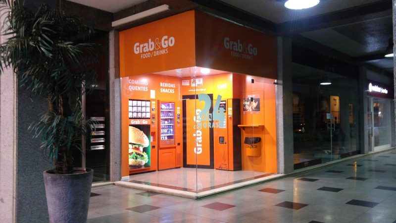 Grab&Go Santo Tirso