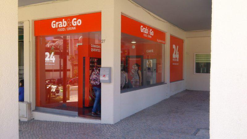 Grab&Go Torres Novas