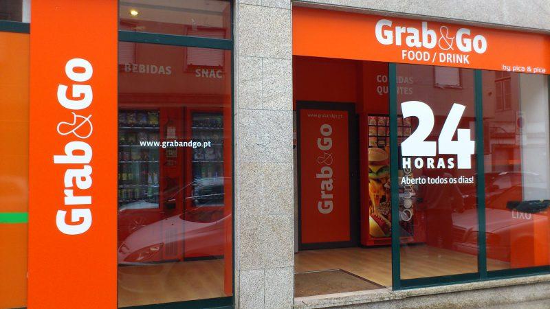 Grab&Go Guimarães