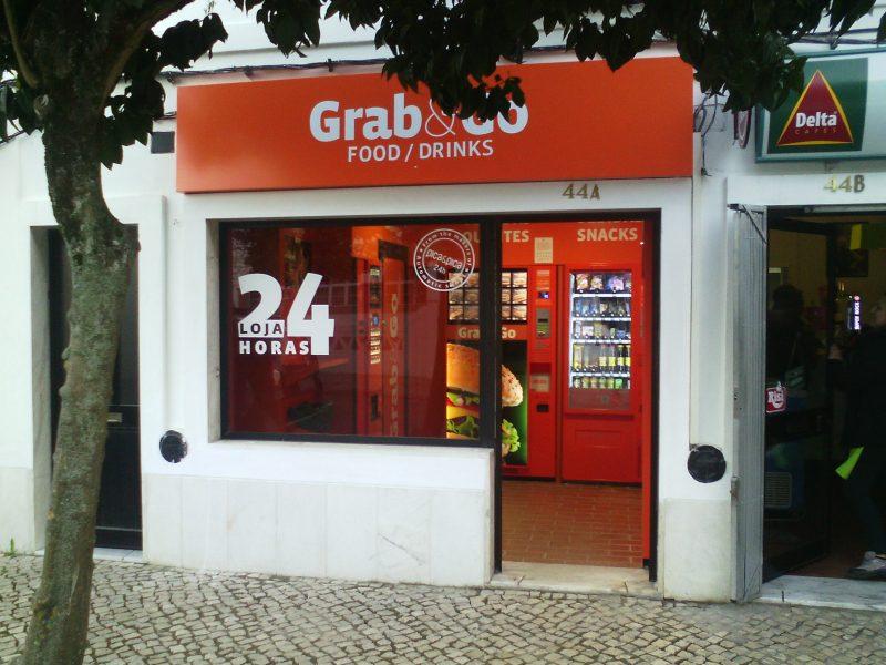 Grab&Go Campo Maior