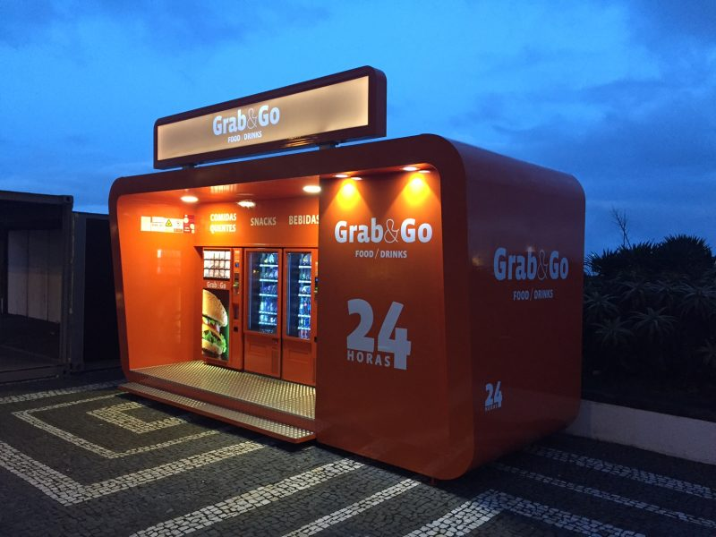 Grab&Go Açores - Ponta Delgada