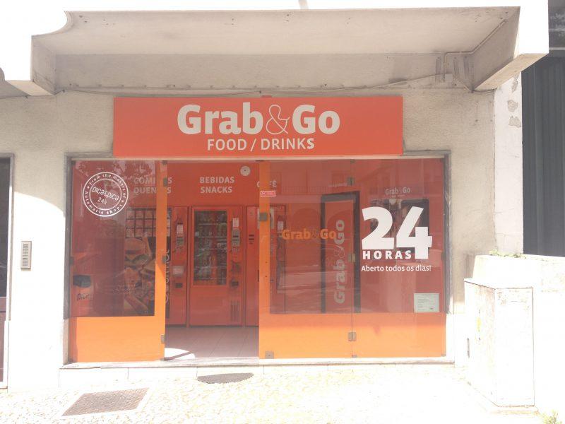 Grab&Go Montemor-o-Novo