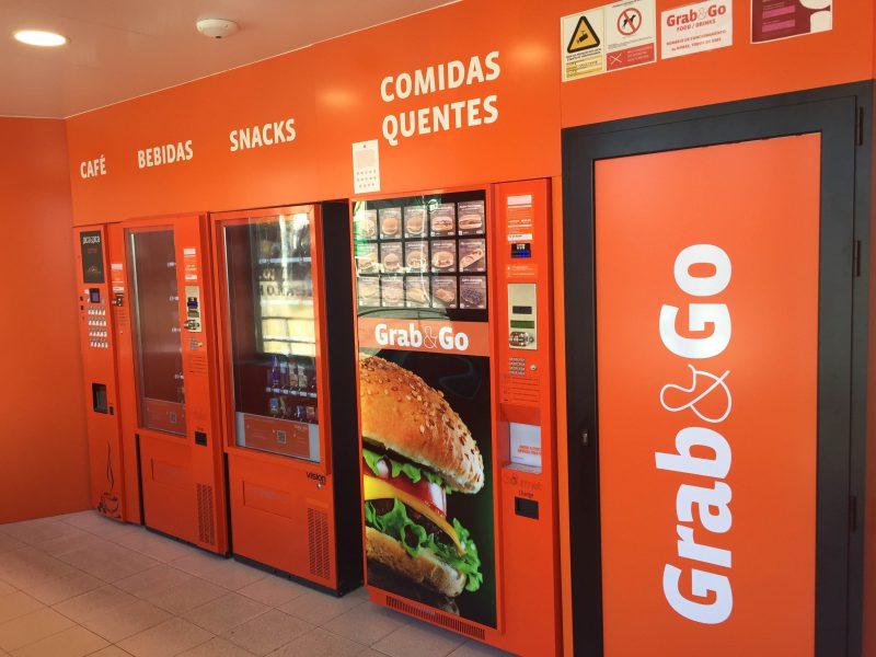 Grab&Go Oliveira do Hospital