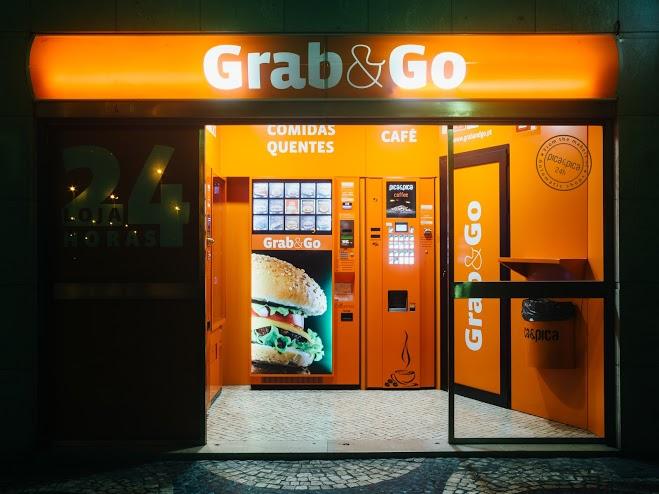 Grab&Go Barreiro - Estação