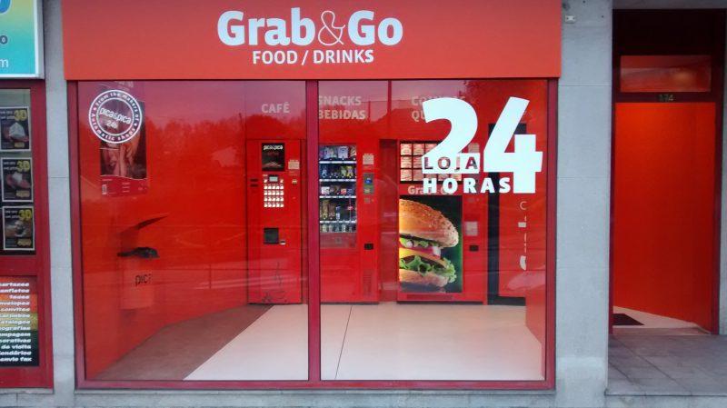 Grab&Go Paredes