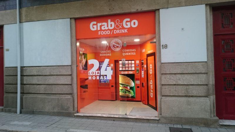 Grab&Go Porto - Bolhão