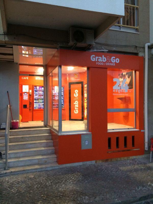Grab&Go Quarteira