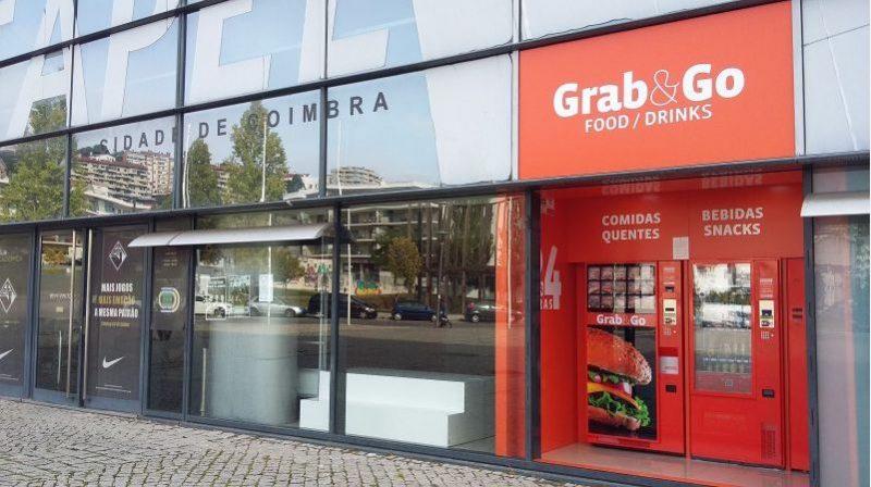Grab&Go Coimbra - Estádio