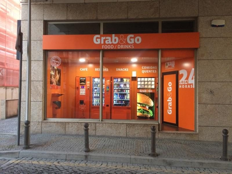 Grab&Go Marco de Canaveses