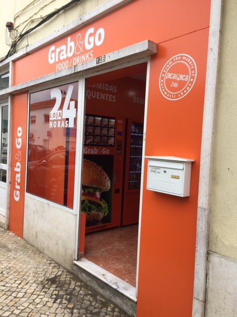 Grab&Go Pontinha