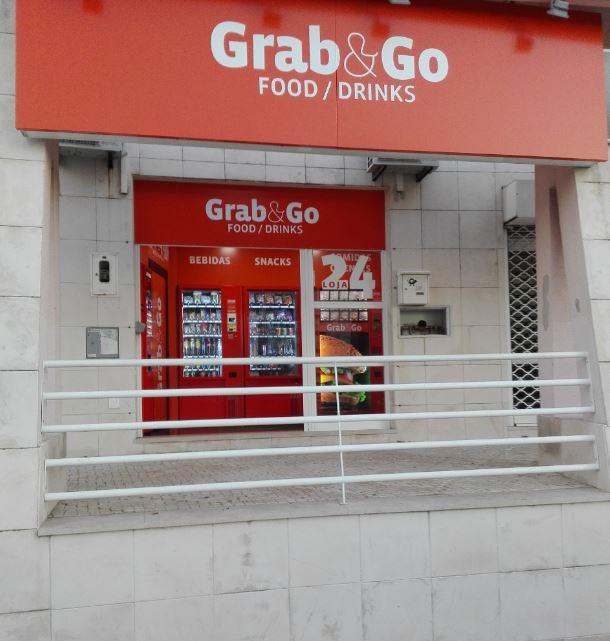 Grab&Go Corroios