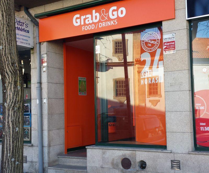 Grab&Go Viseu Teatro