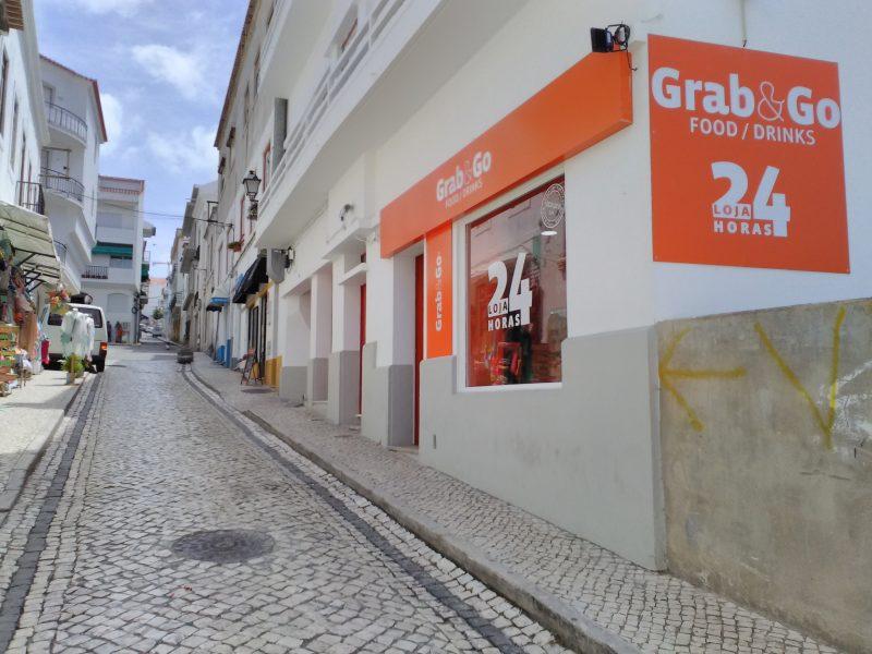 Grab&Go Nazaré