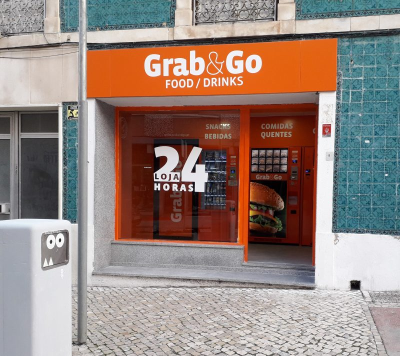 Grab&Go Caldas da Rainha I