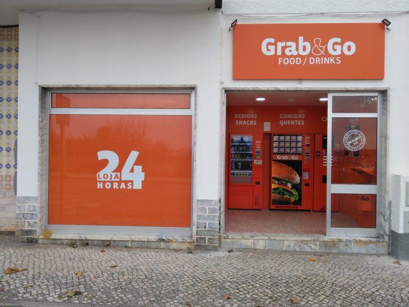 Grab&Go Lousã