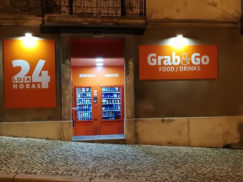 Grab&Go Leiria - Loja 2