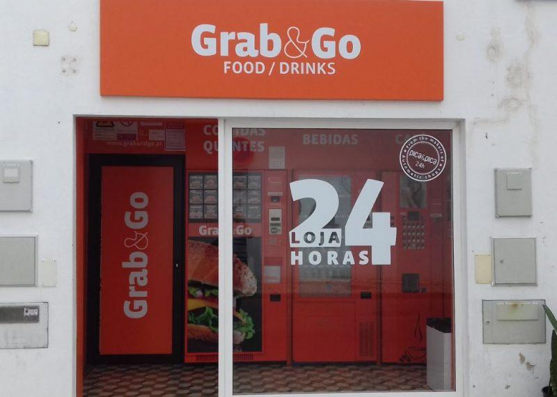 Grab&Go Vila Real Santo António
