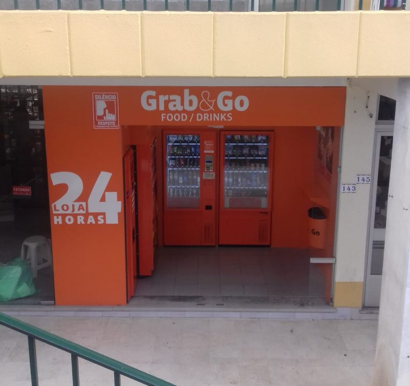 Grab&Go Fátima