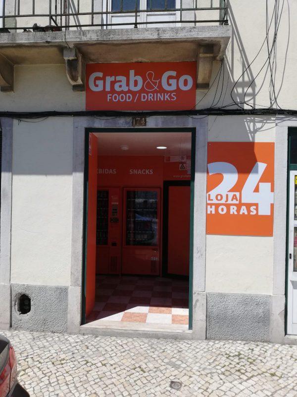 Grab&Go - Lisboa Sete Rios