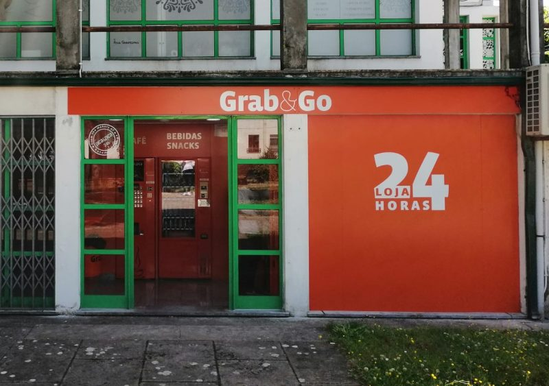 Grab&Go Arganil